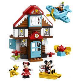 Lego Duplo Disney TM Mickeyho prázdninový dům