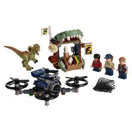 Lego Jurassic World Dilophosaurus na útěku