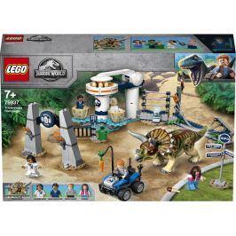 Lego Jurassic World Triceratopsovo běsnění