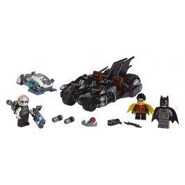 Lego Super Heroes Mr. Freeze™ vs. Batman na Batmotorce™