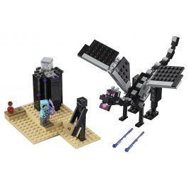 Lego Minecraft Souboj ve světě End
