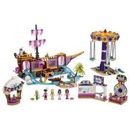 Lego Friends Zábavný park na molu