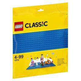 LEGO® Classic Modrá podložka na stavění 10714