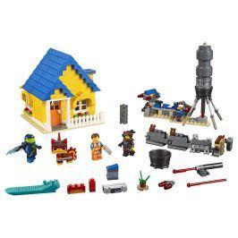 Lego Movie Emmetův vysněný dům/Záchranná raketa!