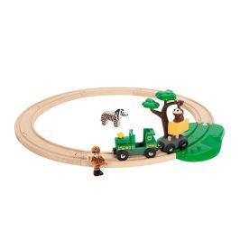 Ravensburger Safari železnice sada