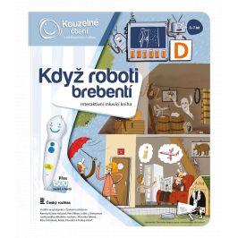 Kouzelné čtení Kniha Když roboti brebentí