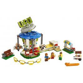 Lego Creator Pouťový kolotoč