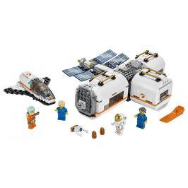Lego City Space Port Měsíční vesmírná stanice