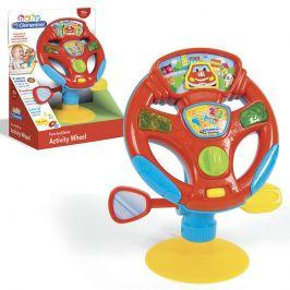 Clementoni Baby Interaktivní volant 17241