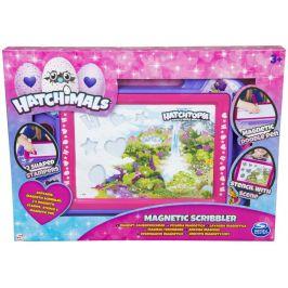 Magnetická psací tabulka velká Hatchimals