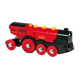 Ravensburger Mohutná červená akční lokomotiva