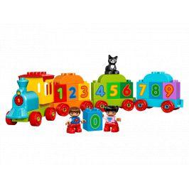 LEGO® DUPLO® 10847 Vláček s čísly