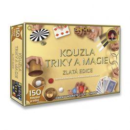 HM studio Kouzla, triky a magie - Zlatá edice, 150 triků
