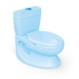 Dětská toaleta modrá