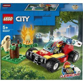 Lego City Lesní požár