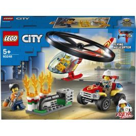 Lego City Zásah hasičského vrtulníku