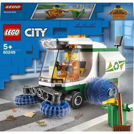 Lego City Čistící vůz