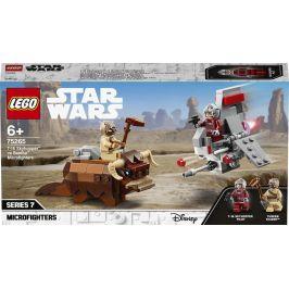 Lego Star Wars Mikrostíhačka T-16 Skyhopper™ vs. Bantha™