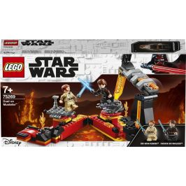 LEGO Star Wars 75269 Duel na planetě Mustafar