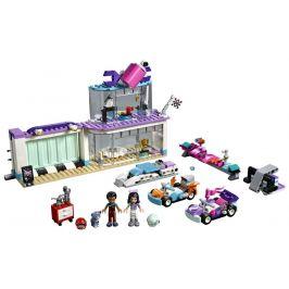 Lego Friends Tuningová dílna