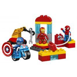 Lego Duplo Laboratoř superhrdinů