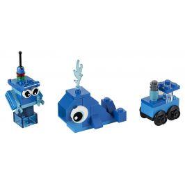 Lego Classic Modré kreativní kostičky