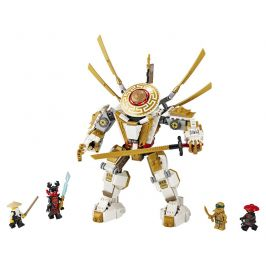 Lego Ninjago Zlatý robot