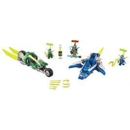 Lego Ninjago Rychlá jízda s Jayem a Lloydem