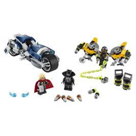 Lego Super Heroes Avengers: Zběsilý útok na motorce
