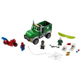 Lego Super Heroes Vulture a přepadení kamionu