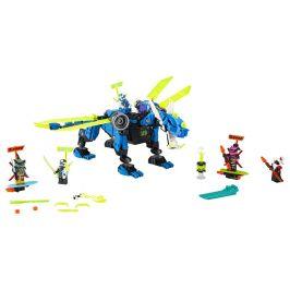 LEGO Ninjago 71711 Jayův kyberdrak