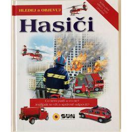 Hledej a objevuj hasiči