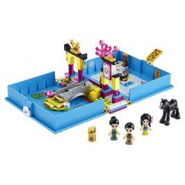 Lego Disney Princess Mulan a její pohádková kniha dobrodružs