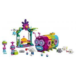 LEGO Trolls 41256 Duhový housenkobus