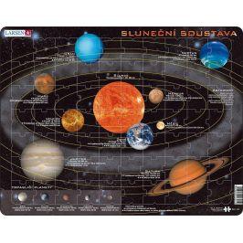 Alltoys Puzzle Sluneční soustava 70 dílků