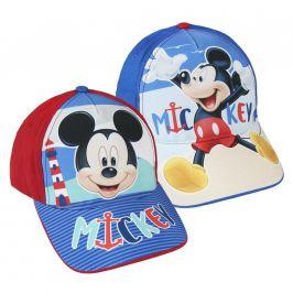 Alltoys Kšiltovka Disney Mickey modrá/červená