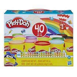Alltoys Hasbro E9413 Play-Doh balení 40 ks kelímků