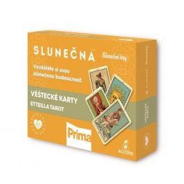 Slunečná Slunečná - Luxusní věštecké karty