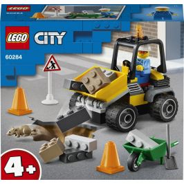 LEGO® City 60284 Náklaďák silničářů