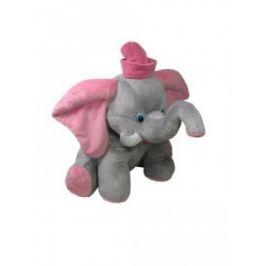Slon Jumbo větší šedý
