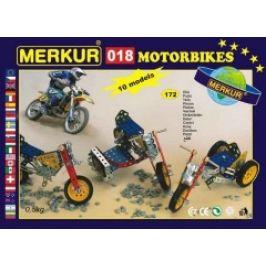 Stavebnice MERKUR  MOTOCYKL