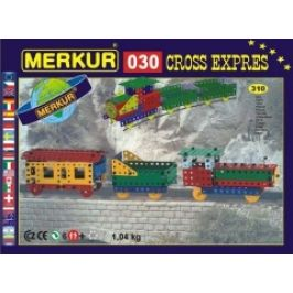 Stavebnice MERKUR M030 CROSS Express