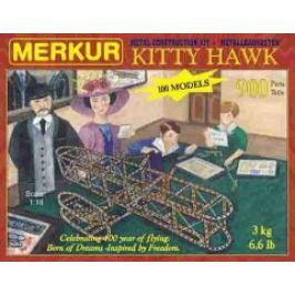 Stavebnice MERKUR Kitty Hawk