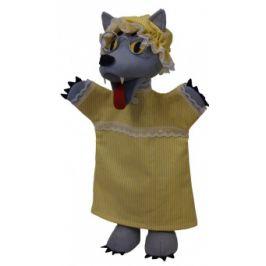 Maňásek Vlk v oblečení