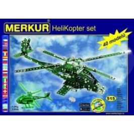 Stavebnice MERKUR Helikopter Set