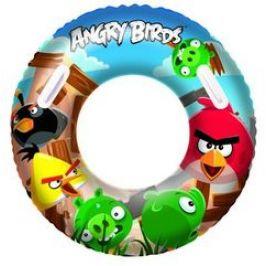 Bestway 96103 Nafukovací kruh velký - Angry Birds