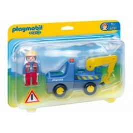 Playmobil 6791 Malý jeřáb