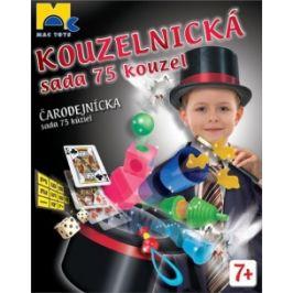 Mac Toys Kouzelnická sada 75 kouzel