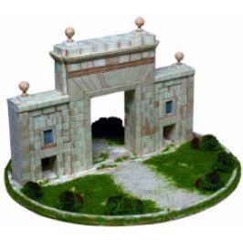 AEDES ARS Stavebnice PUERTA DEL CARMEN - Slavnostní brána v Zaragoze
