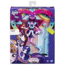 Hasbro My Little Pony Equestria girls panenka s vlasovými doplňky
